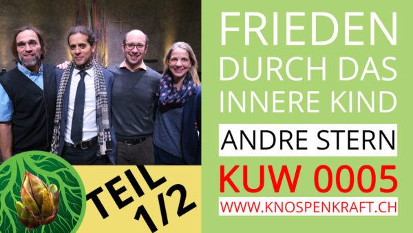 André Stern – Frieden durch das innere Kind KUW 0005