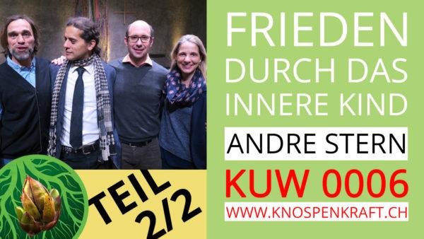 André Stern – Frieden durch das innere Kind (Teil 2) KUW 0006